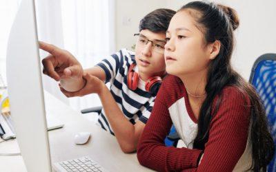 Laboratorios virtuales: un sistema amigable para la educación