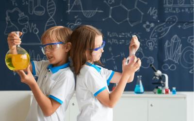 ¿Cómo se han visto afectadas las clases del área de ciencias?