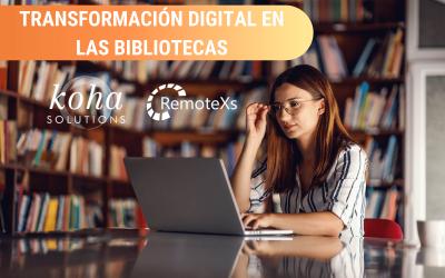La transformación digital como parte de la innovación en las bibliotecas: Caso Centro de Estudios Superiores Navales