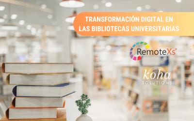 Revolución digital en las bibliotecas universitarias: Caso Universidad Interamericana para el Desarrollo