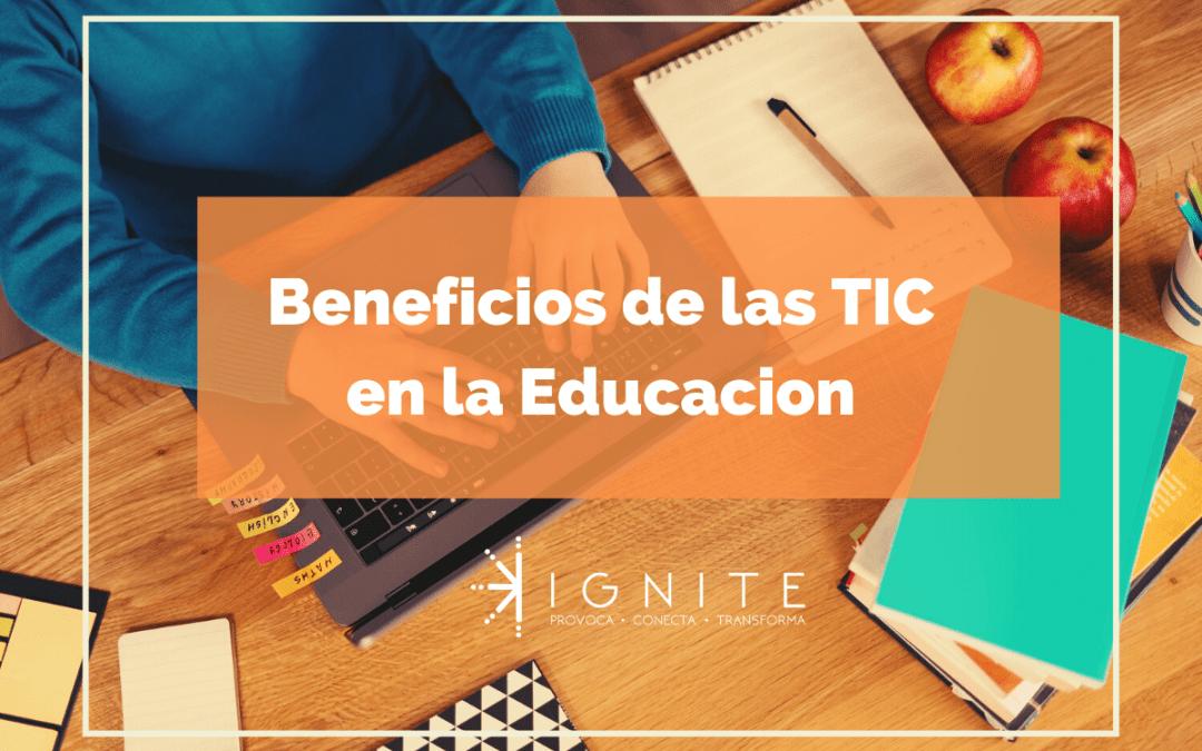 ¿Conoces los beneficios que ofrecen las TIC a la educación a la distancia?