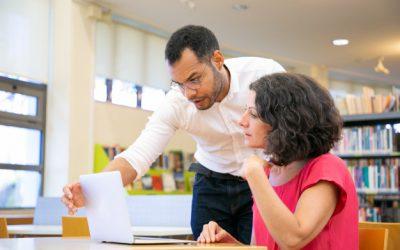 Simplifica los procesos de tu biblioteca con solo 2 herramientas digitales